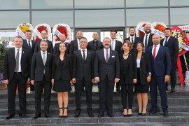 DEGİAD'ın yeni hizmet binasına görkemli açılış
