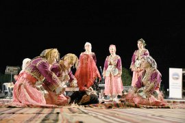 Yörük kültürünü 'Yörük Toyu' ile yaşattılar