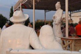 9'ncu Taş Heykel Kolonisi sona erdi