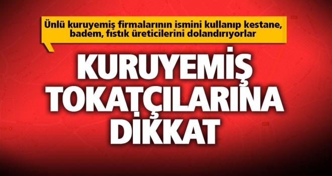 DTB Başkanı Tefenlili'den üreticilere dolandırıcılık uyarısı