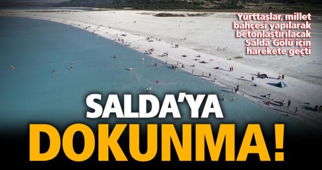 #Saldayadokunma etiketi ile tarihi çağrı