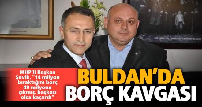 MHP'li Başkan Şevik: 14 milyon bıraktığım borç 49 milyona çıkmış, başkası olsa kaçardı