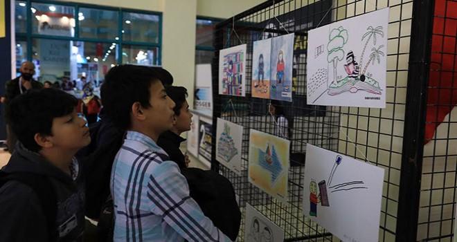 Denizli'nin turizm değerlerini karikatür ile anlatacaklar