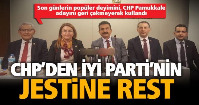 CHP, İyi Parti'nin Merkezefendi jestini karşılıksız bıraktı