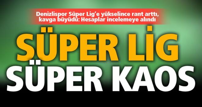 Denizlispor'un hesapları, bağış ve sponsorluklarda usulsüzlük iddialarıyla incelemeye alındı