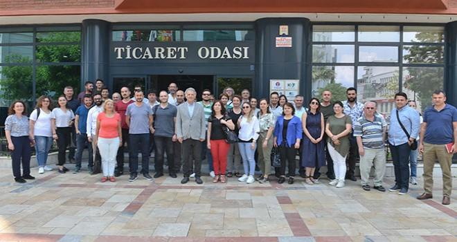 Denizli Ticaret Odası, eğitimlerle üyelerine yön çiziyor
