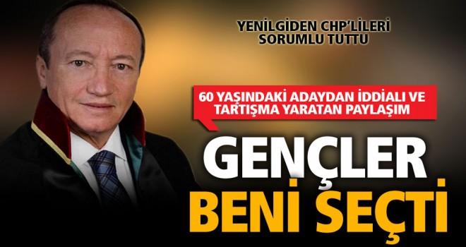 Baro seçimini kaybeden Demir'den olay paylaşım