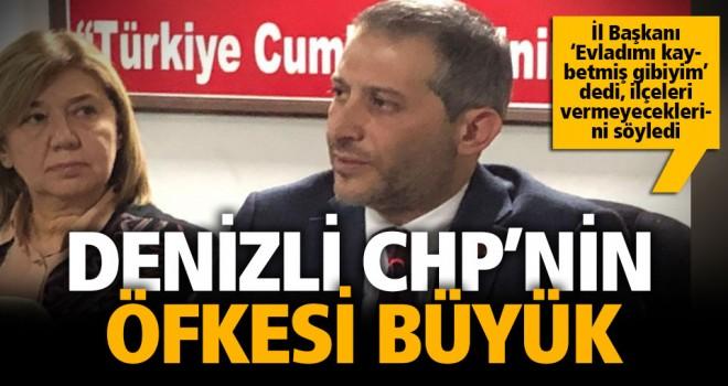 CHP İl Başkanı Akbaba: İlçeler kırmızı çizgimiz