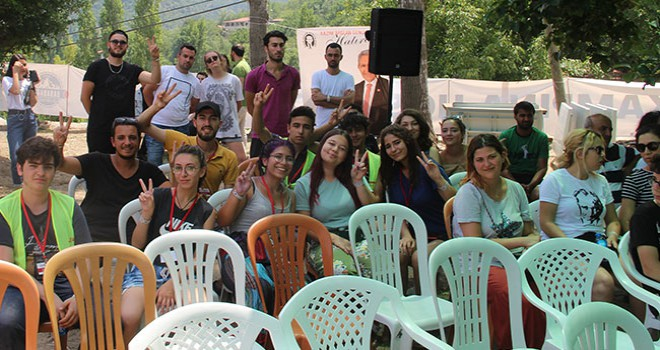 Merhum milletvekili anısına gençlik kampı