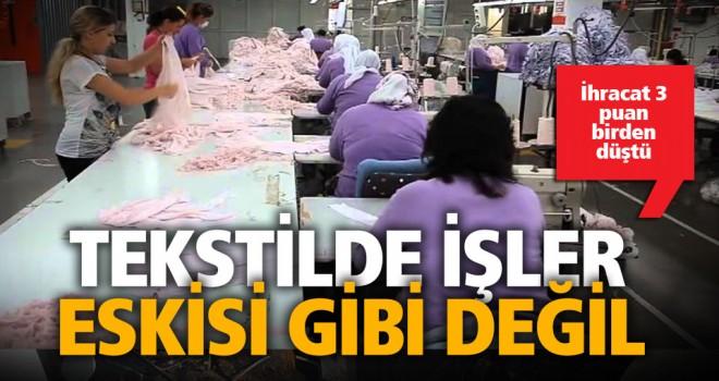 Denizli'nin Aralık ihracatı yüzde 2,9 düştü