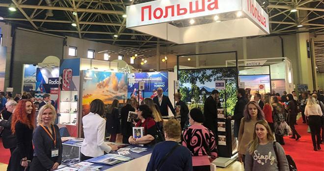 Denizli'den 20 Kişi, MITT Moskova Turizm Fuarı'na gitti
