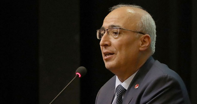 TDK Başkanı Prof. Dr. Gürer Gülsevin PAÜ'ye konuk oldu