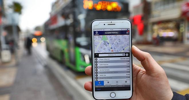 Belediye otobüsleri için akıllı durak uygulaması