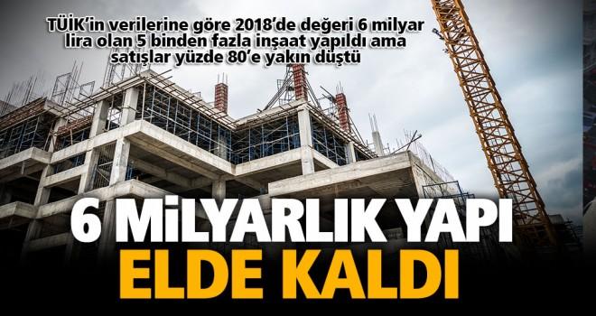 Denizli'de bir yılda değeri 6 milyar lirayı geçen 5 binden fazla inşaata ruhsat verildi
