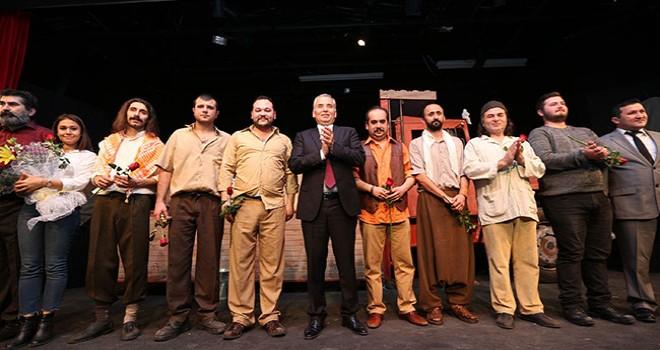 Büyükşehir Şehir Tiyatroları rekora koşuyor