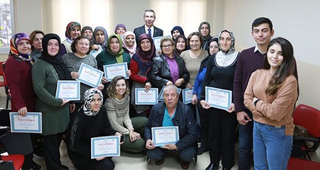 Büyükşehir'den ilk yardım eğitimleri devam ediyor