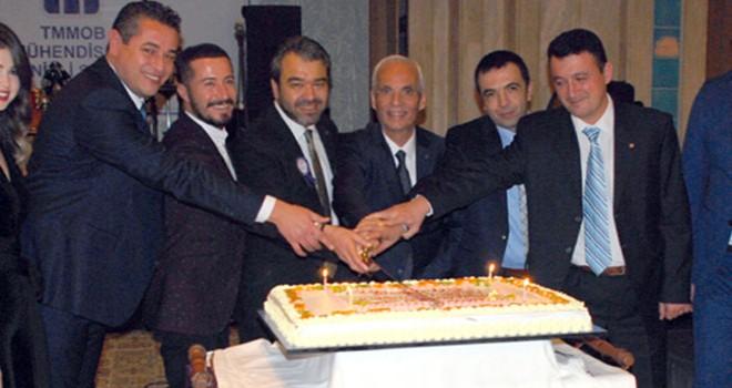 İMO 64'ncü yaşını kutladı