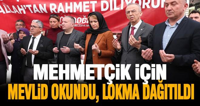 Merkezefendi Belediyesi'nden İdlib'de şehit olan Mehmetçikler için mevlid