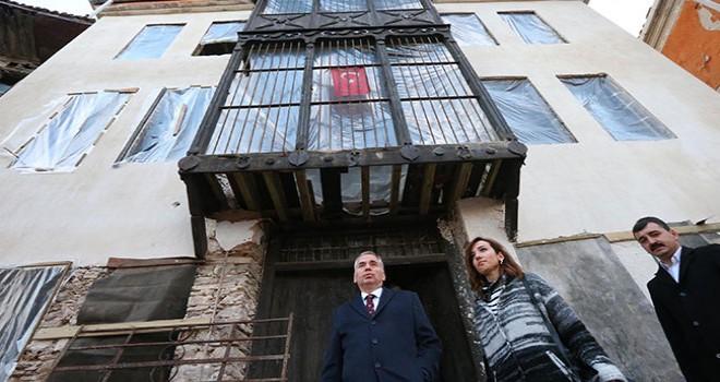 Tarihi Tarakçı Evi, hayat buluyor