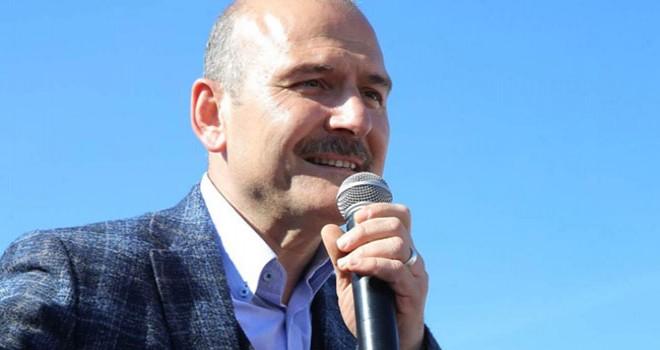 İçişleri Bakanı Soylu 21 Mart'ta Denizli ve Muğla'da