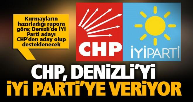 CHP'nin Denizli planı rapora yansıdı