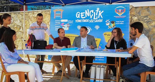 Pamukkale Gençlik Meclisi'nden gençlere çağrı