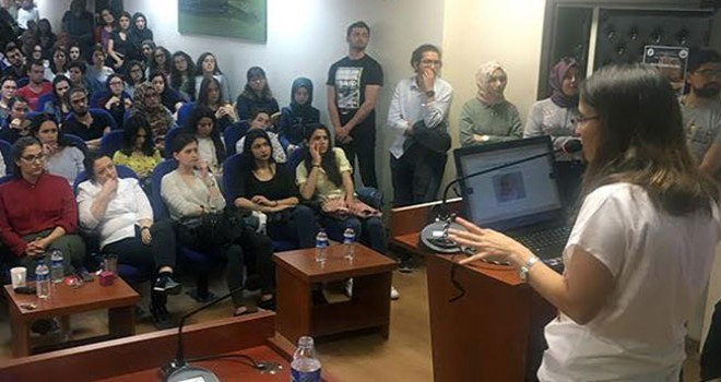 Profesörden 'istismara uğrayan çocuğa davranış' konferansı