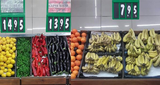 Biberin fiyatı ananası geçti