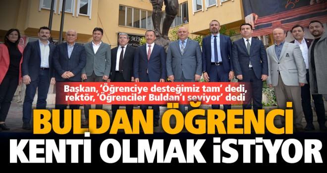 Buldan'da PAÜ-  Belediye işbirliği