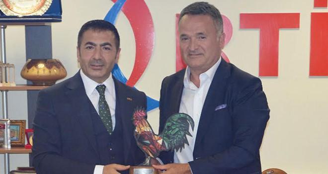 DTO üyeleri, Rusya'daki Türk iş insanları ile buluştu