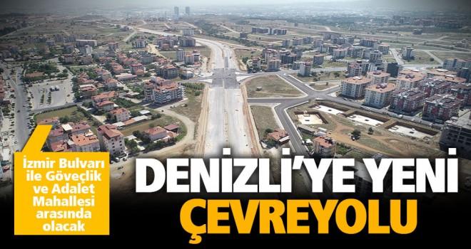 Yeni çevreyolu İzmir yoli ile Adalet Mahallesi arasında olacak