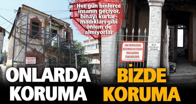 Hüdai Oral evi için önlem alınması isteniyor