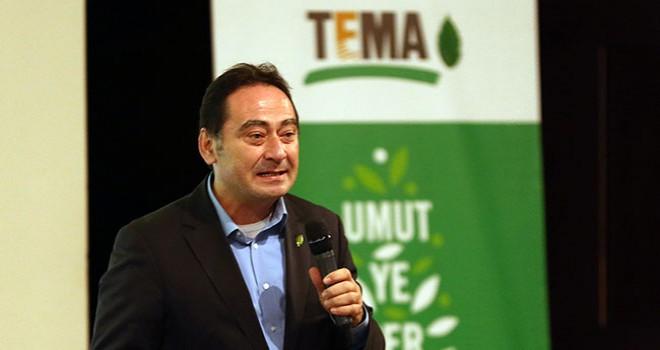 TEMA Gönüllüleri Pamukkale Üniversitesi'nde buluştu