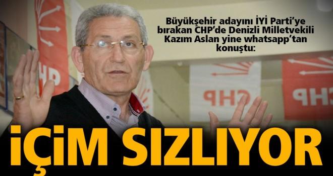 CHP'li Arslan: Denizli'nin İYİ Parti'ye bırakıldığından haberimiz yoktu