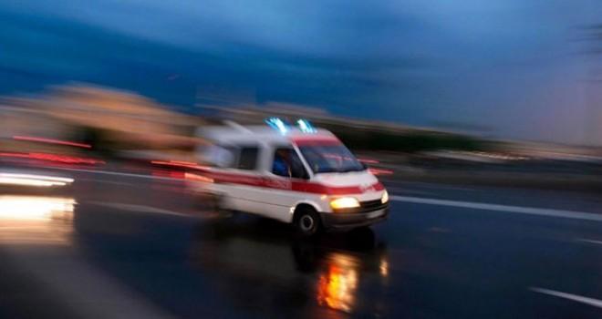 Otomobilin çarptığı Aysima kurtarılamadı