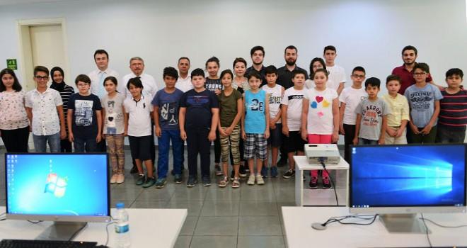 DTO'nun kodlama eğitimleri başladı