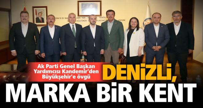 Denizli, belediyecilikte Türkiye'ye örnek