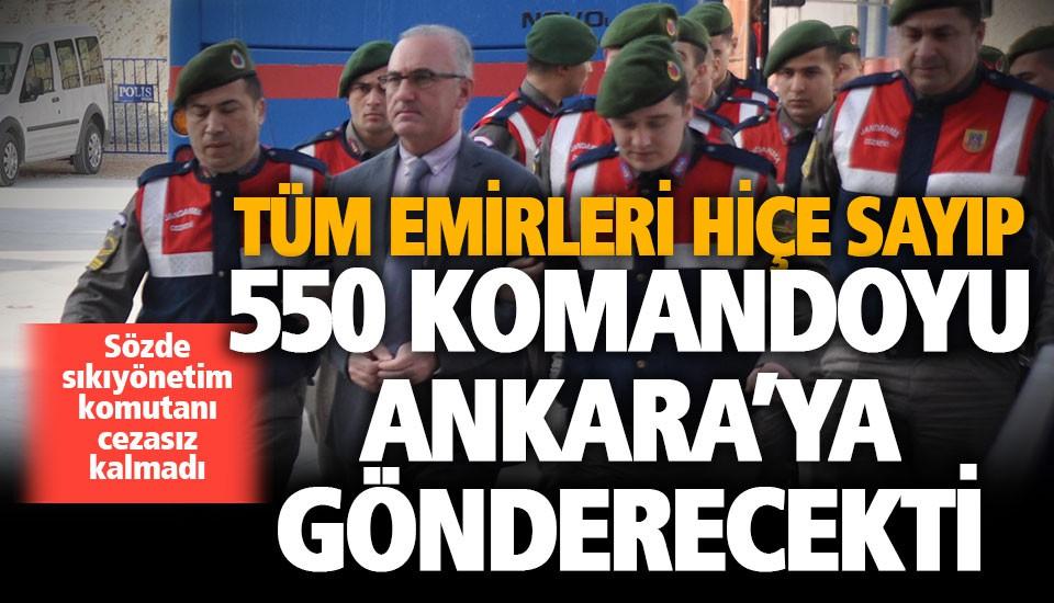 Ağırlaştırılmış müebbet hapis cezası alan general 15 Temmuz gecesi Denizli'de neler yaptı
