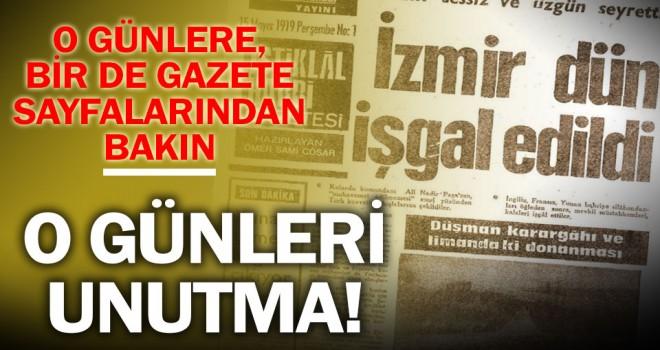 Cumhuriyet'in kolay kazanılmadığının belgesi: İstiklal Harbi Gazetesi