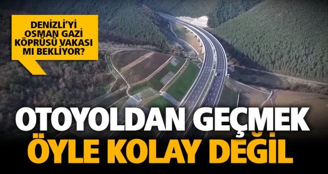 Otoyoldan Aydın'a gitmek bugünkü kurla 50 lirayı bulacak