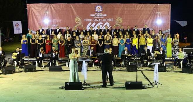 TSM Korosu'ndan muhteşem yaz konseri